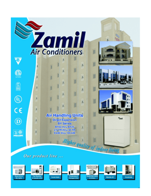 small resolution of by series zamil air conditioners