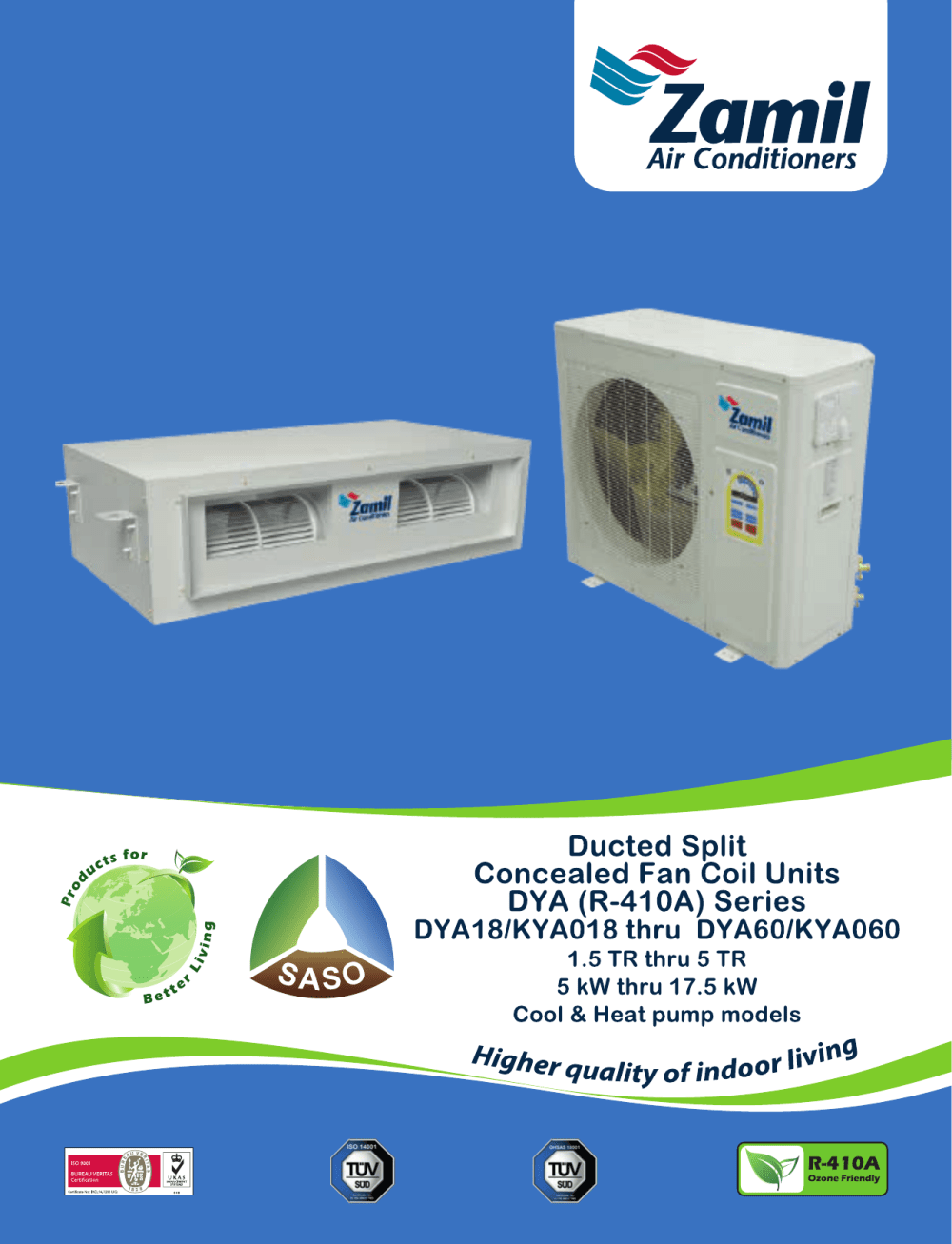 medium resolution of outdoor unit features zamil air conditioners