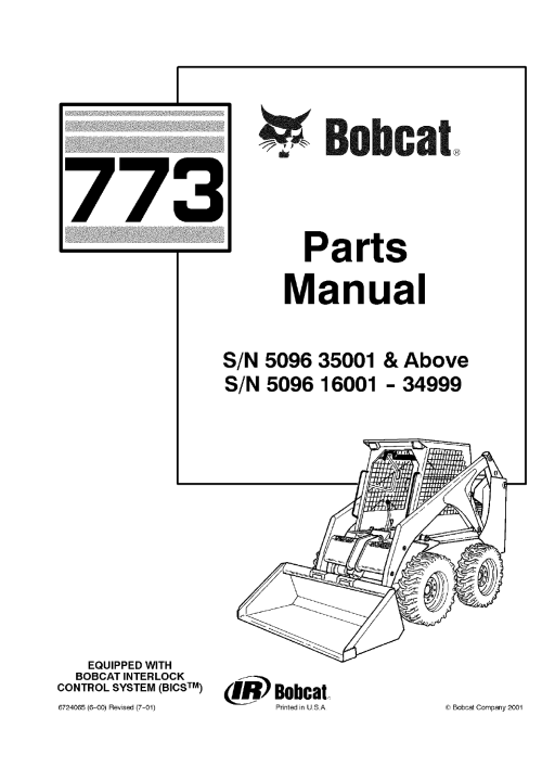 small resolution of untitled used loader parts manualzz combobcat 773 part number 6576261 diagram 17