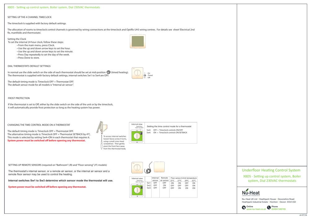 medium resolution of nu heat underfloor heating wiring diagram