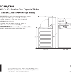 ge gtw755csmws specification sheet [ 1651 x 1275 Pixel ]