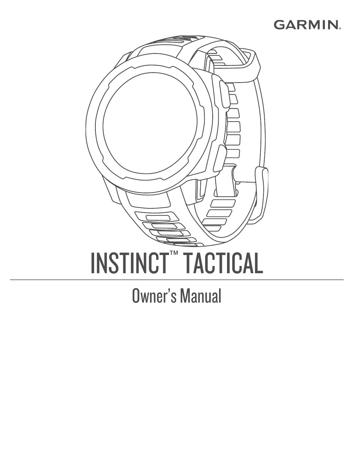 Garmin Instinct®