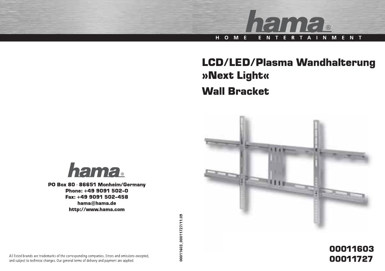 Hama 00011603