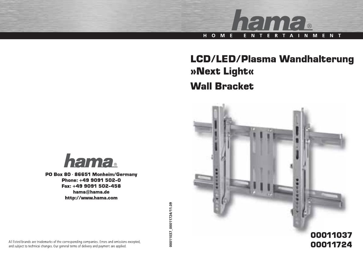 Hama 00011037