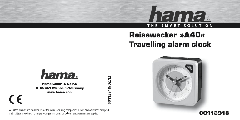 Hama 00113918