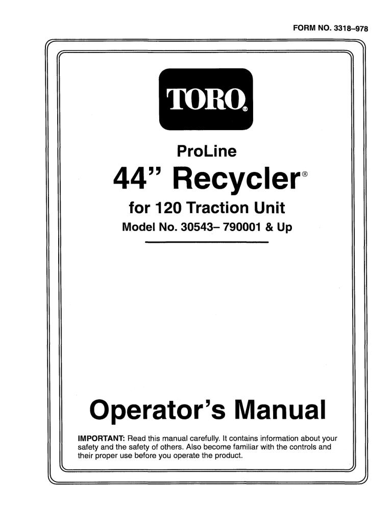 Toro 44