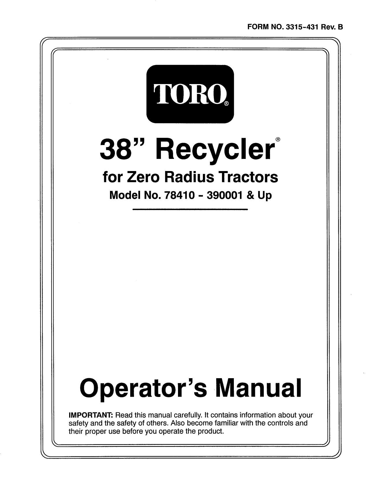 Toro 38