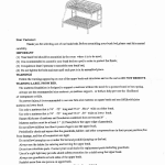 Acme Furniture 02053si Tritan Twin Over Full Metal Bunk Bed Instructions Assembly Manualzz