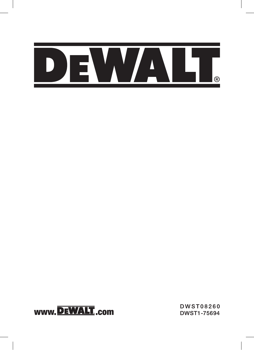 DeWalt DWST260130203204 ToughSystem 25-1/2 in. Workshop