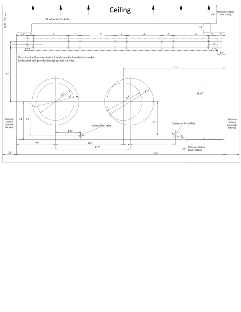 Olimpia Splendid Maestro Pro Inverter 12 HP User manual
