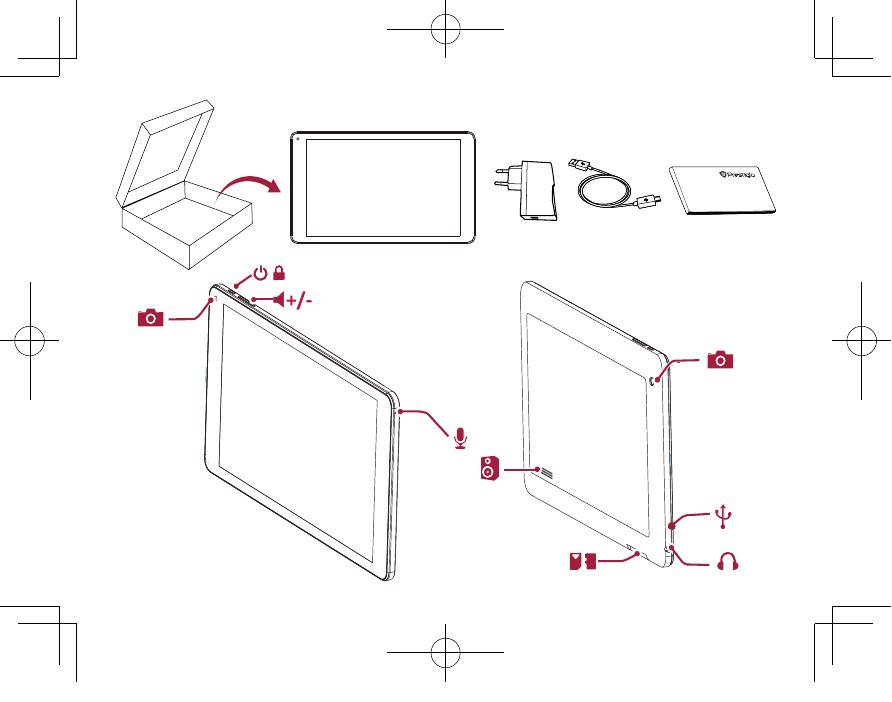 Prestigio MultiPad Wize 10