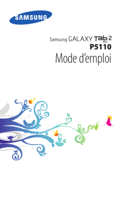 Samsung Galaxy Tab 2 Mode D Emploi : samsung, galaxy, emploi, Samsung, Galaxy, Wi-Fi, Guide,, Manual