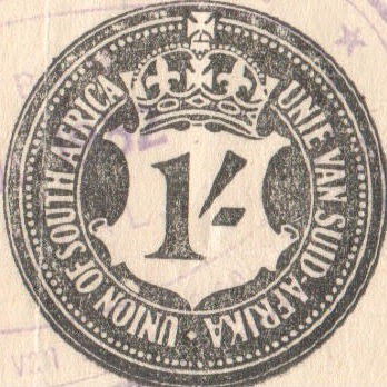 Union of South Africa seal