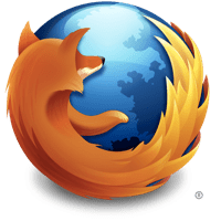 Firefox logo only