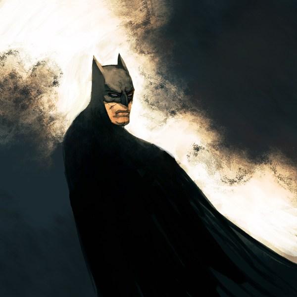 Check Awesome Batman Illustrations Geektyrant