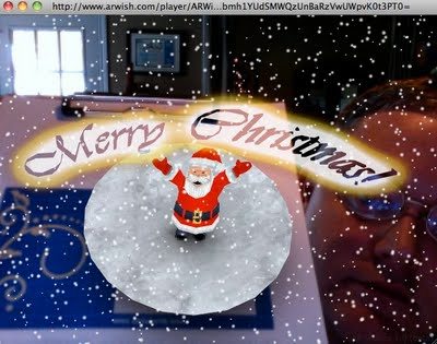 Send Your Own Augmented Reality Christmas Cards Blog