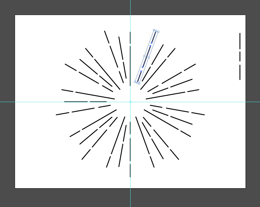 How to Create Vintage Vector Light Rays in Illustrator
