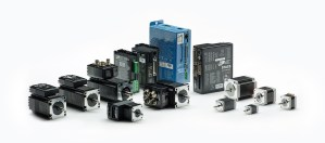 stepper motors and drives