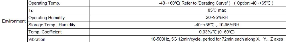 Tc-datasheet