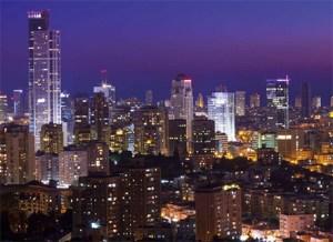 Tel-Aviv-Street-Lighting