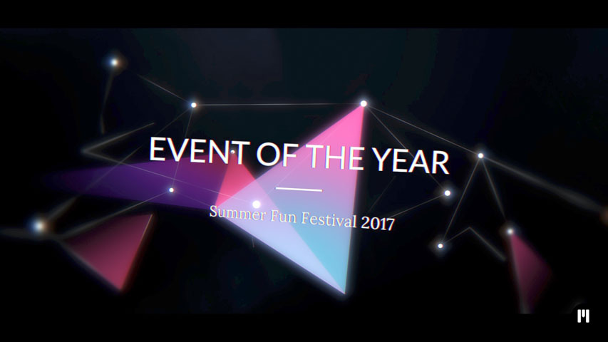Apple Motion Templates and FCPX Plugins - Project_920 - Festival Lineup Apple Motion 5 and FCPX Template