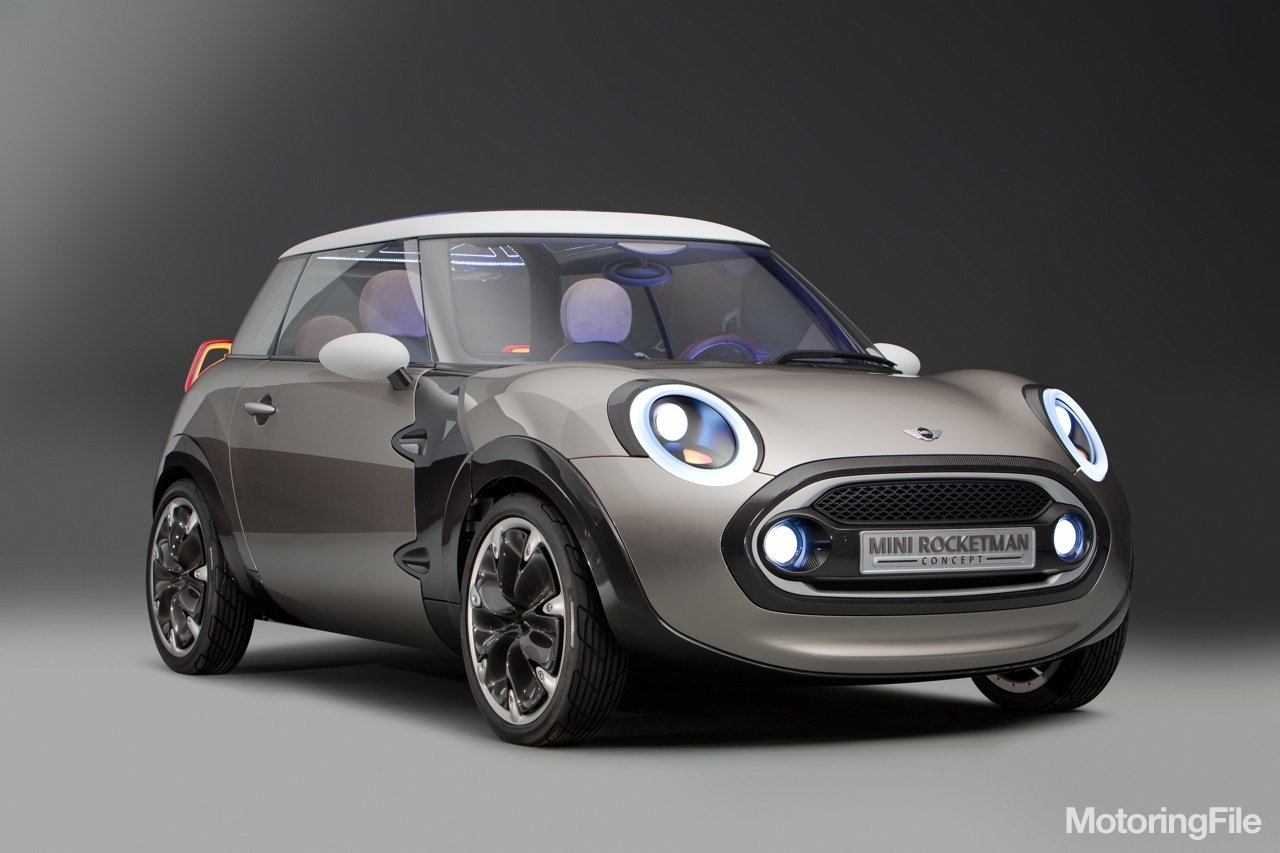 Mini Concept Cars Archives  Page 3 Of 4  Motoringfile