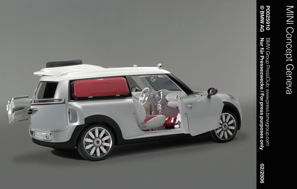 Mini Concept Retrospective 19972012 Motoringfile