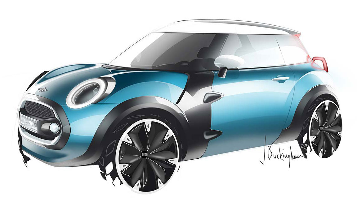 Mini Concept Cars Archives Motoringfile