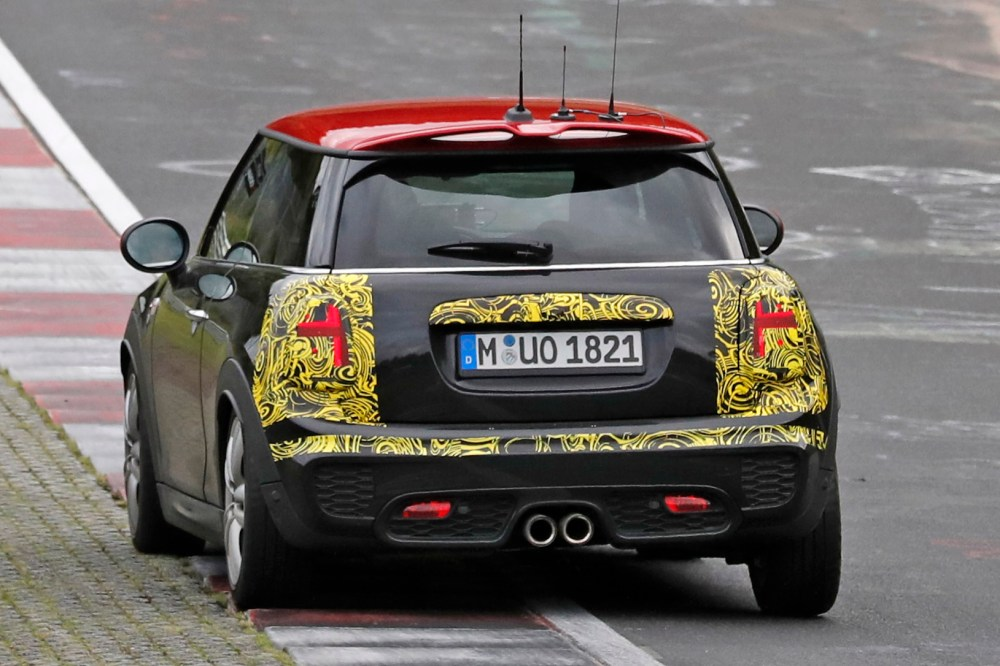 medium resolution of mini will continue to offer manuals on all models that aren t electrified for the foreseeable future