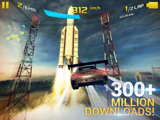 Asphalt 8: Airborne Screenshot