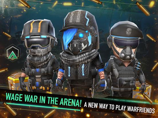 WarFriends: PvP Shooter Game Screenshot