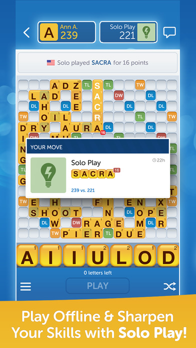 Words With Friends – Best Word Game Screenshot