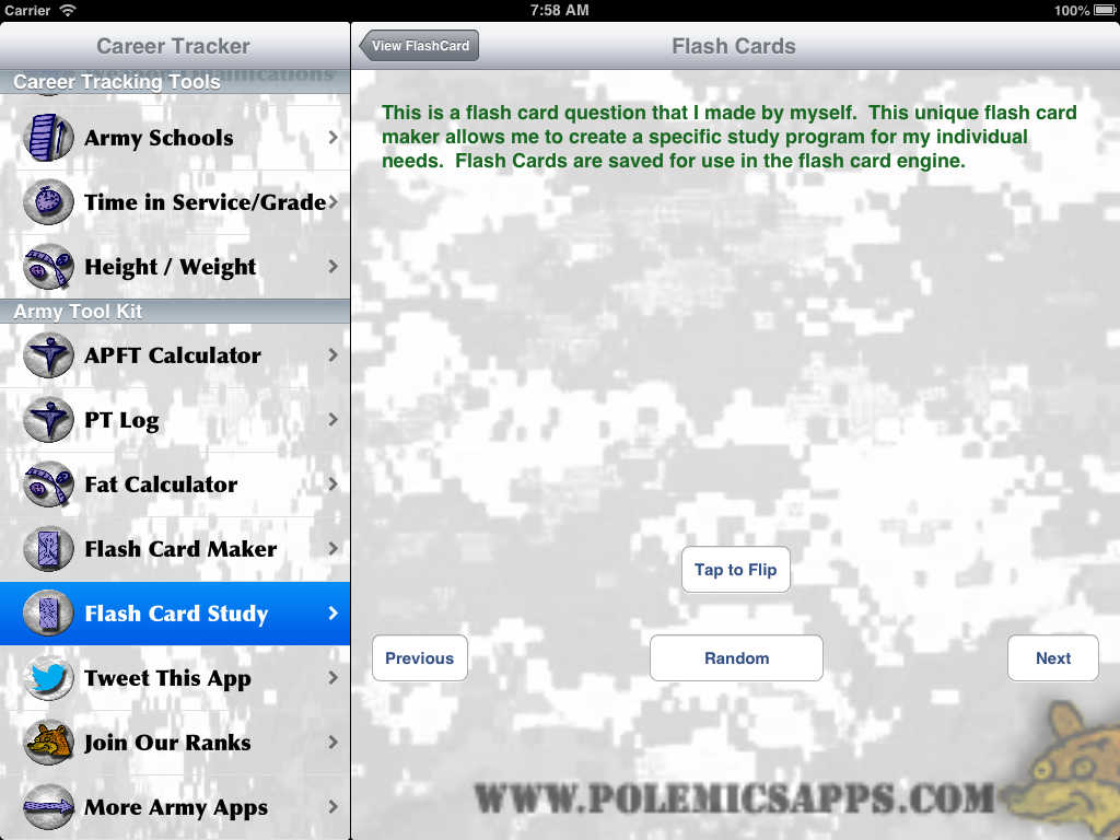 App Shopper Sol R Career Tracker Utilities