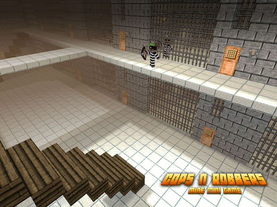 Cops N Robbers (Jail Break) - Survival Mini Game Screenshot