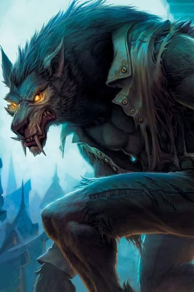 werewolf anime anime amino