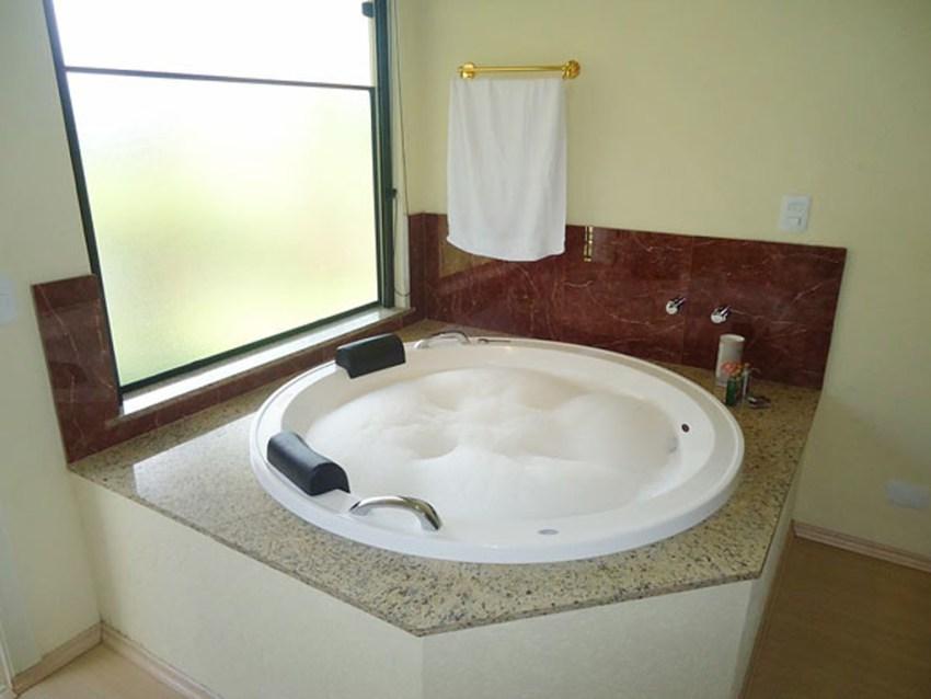Banheiro Pousada La Sierra