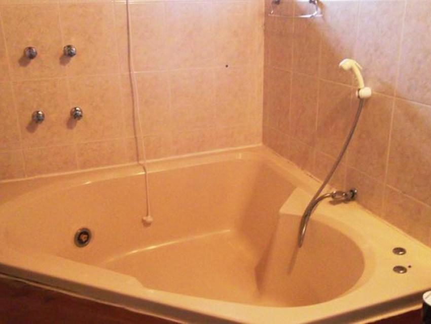 Banheiro Pousada 3 Pinheiros