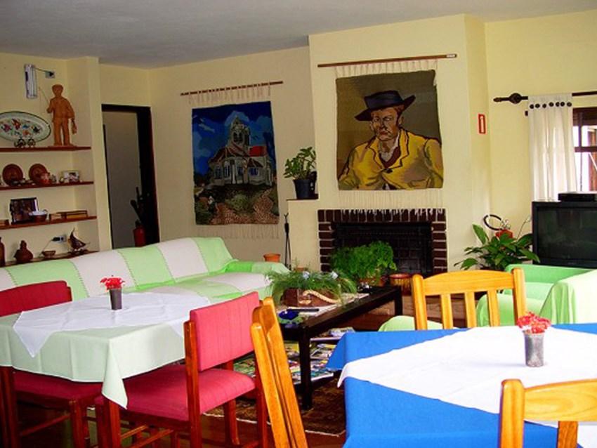 Sala Pousada Komkafé