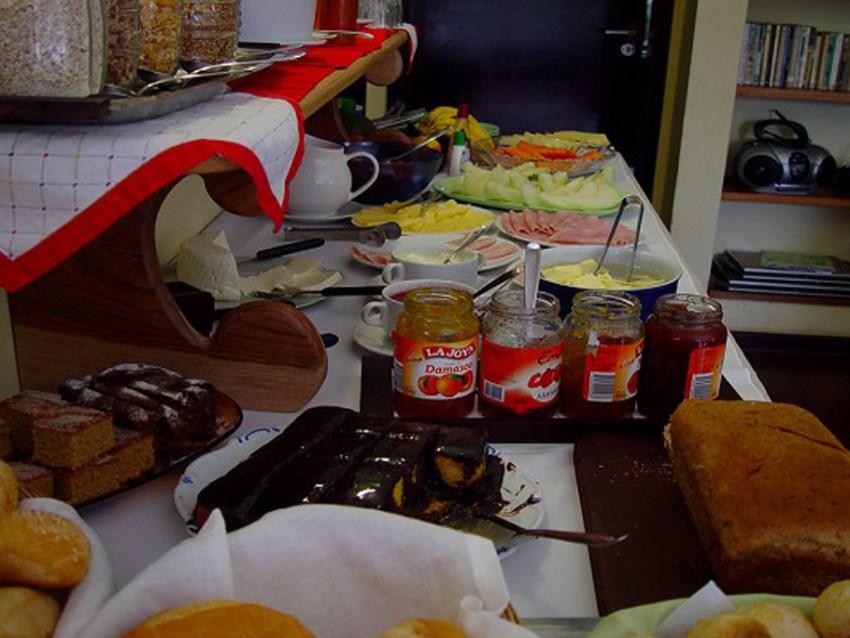 Café da Manhã Pousada Komkafé