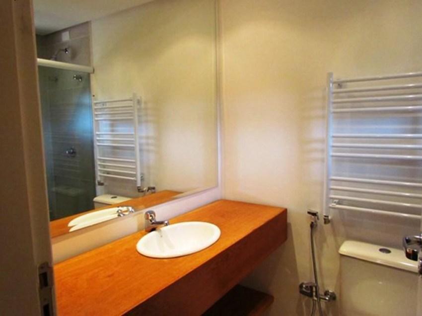 Banheiro Pousada Chateau dos Fontes