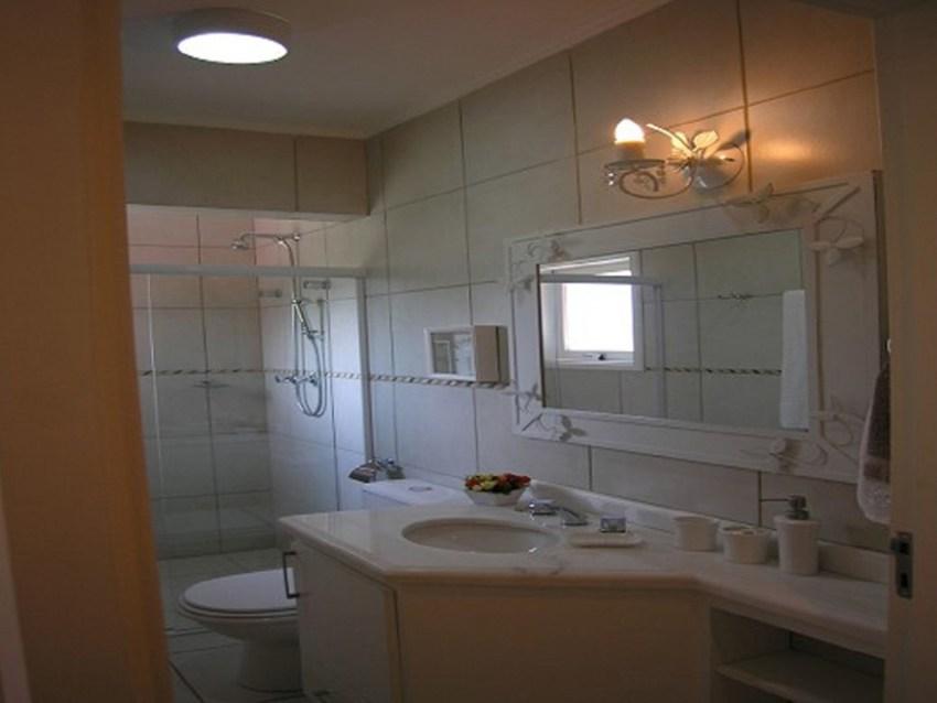 Banheiro Pousada Mar Deny