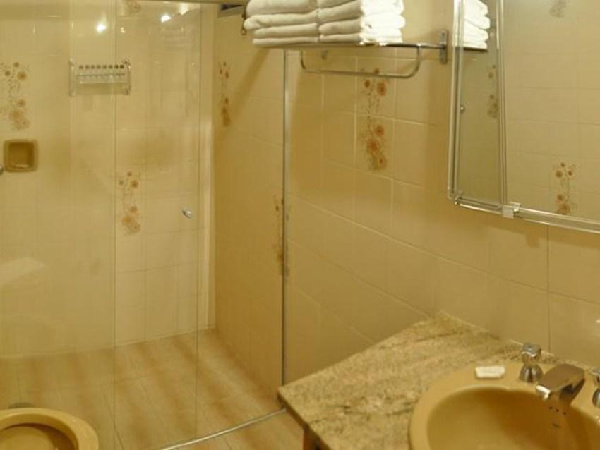 Banheiro Hotel Estoril