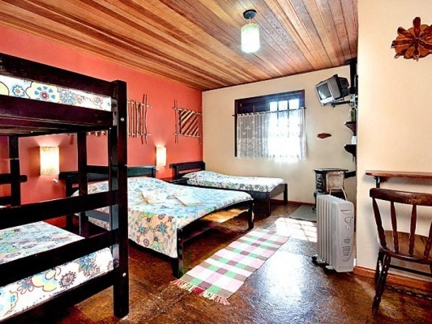 Apartamento Pousada Recanto das Araucárias