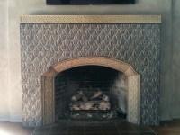 Moroccan Tile Fireplace | Tile Design Ideas