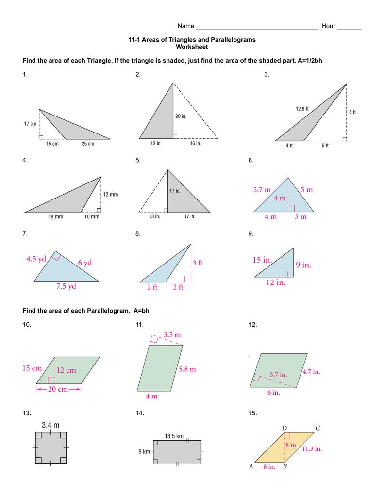 medium resolution of 11-1 Worksheet updated 2014