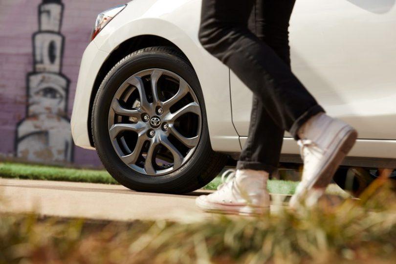 基于 Mazda 2 打造,北美 2019 Toyota Yaris Sedan 官图 Image #63403