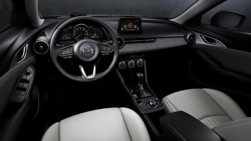 Mazda CX-3 小改款现身纽约车展,外观与内装小幅度修饰 Image #64322