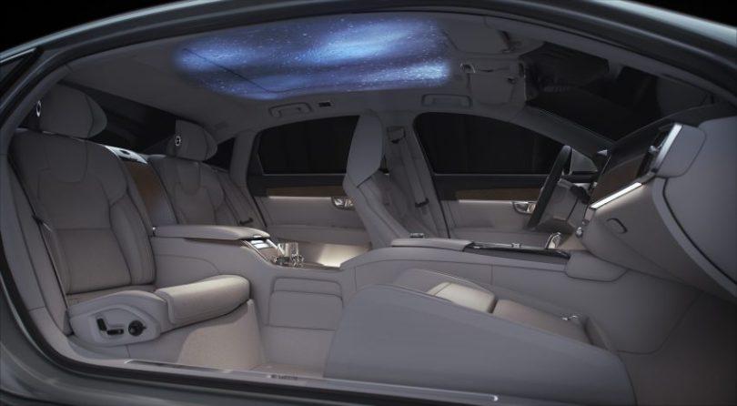 Volvo S90 Ambience Concept 发表,极致的感官享受 Image #66758
