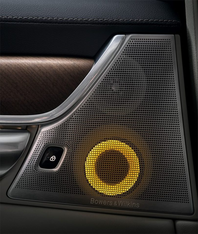 Volvo S90 Ambience Concept 发表,极致的感官享受 Image #66746