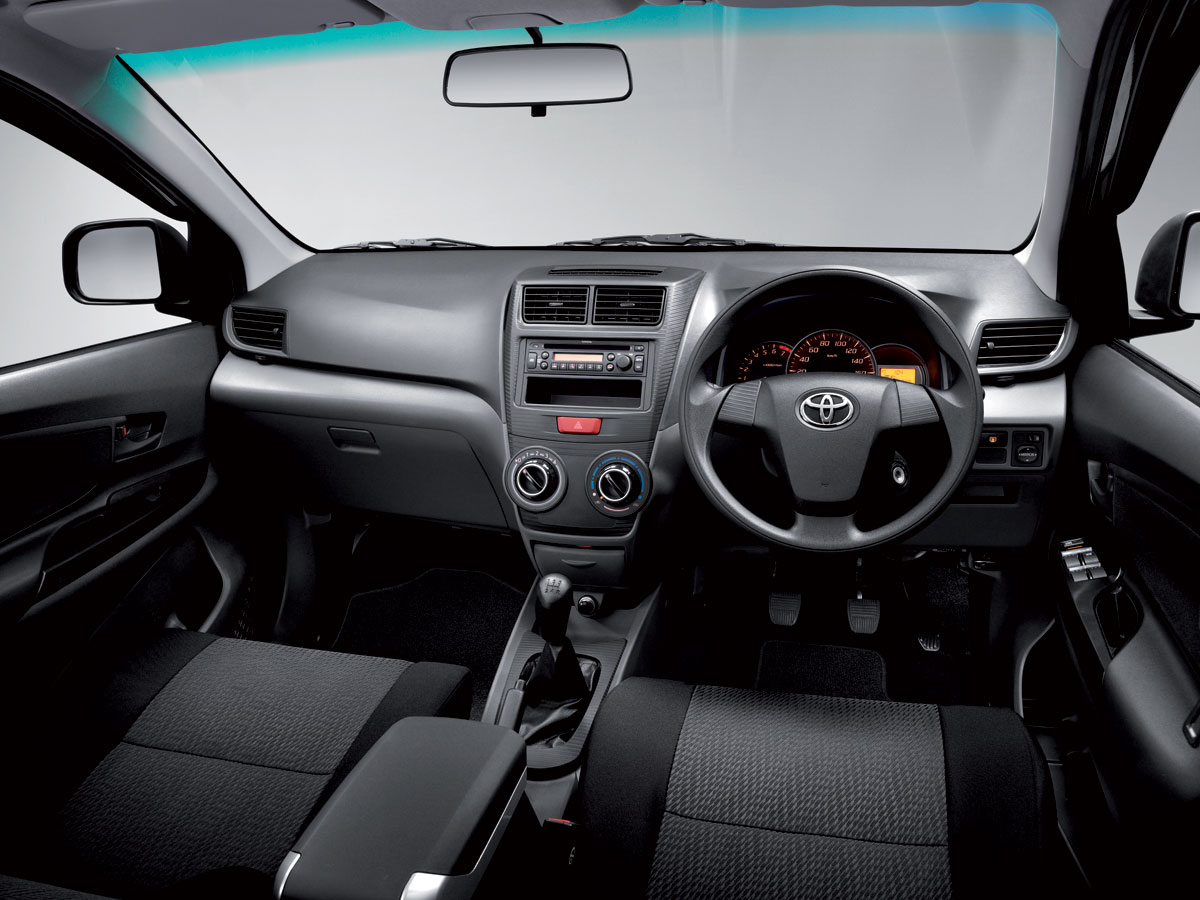 dashboard grand new avanza all vellfire 2012 toyota launched  rm64 590 to rm79 image 83695